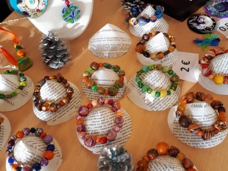 Participation au Marché de Noël de l'IME PEP CBFC Dijon