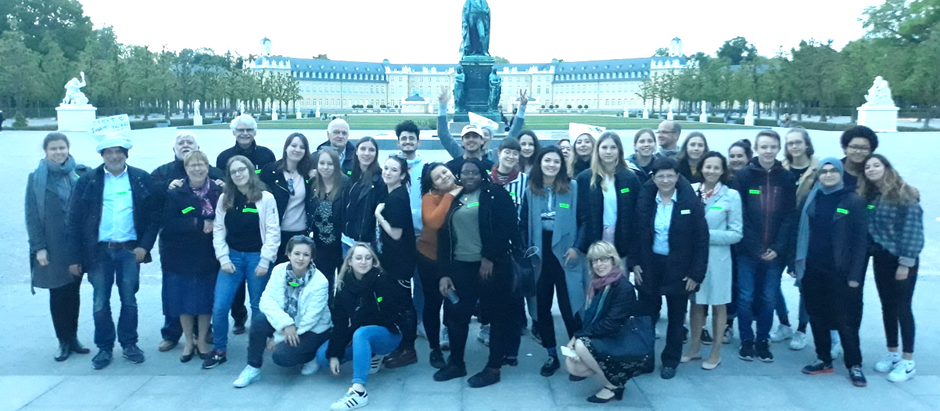 «European blind date» :  jeunesse transfrontalière