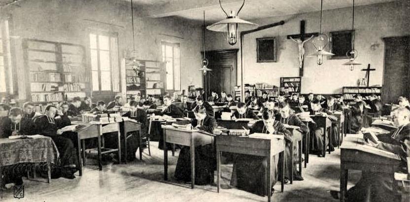 Hier, aujourd'hui, histoire du lycée Simone Weil