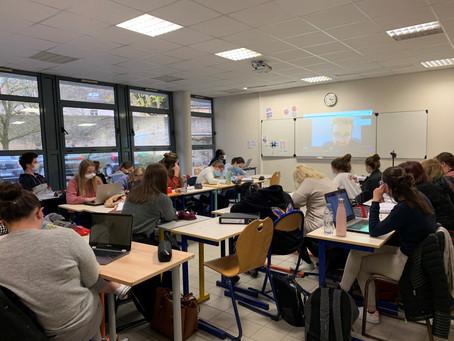 Tables rondes BTS ESF 2020-2021 Étudiants 1ère année – Travailleurs sociaux