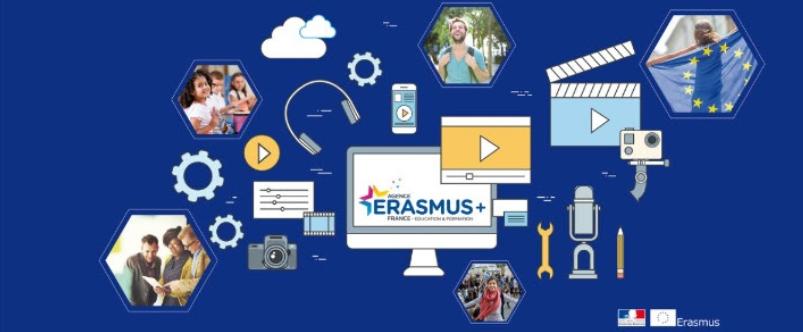 Le site de l'Agence Erasmus+ a fait peau neuve