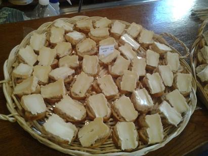 Visite de la fromagerie de Gaugry par les élèves de 2 ACV 3 et 1 ECMS