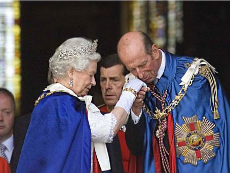 Масоны в британской королевской семье (статья в журнале Marie Claire)
