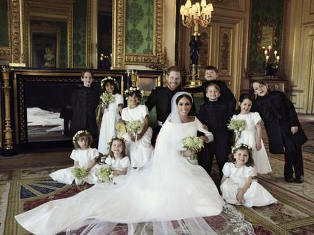 Свадьба принца Гарри и Меган Маркл (19 мая 2018 года)