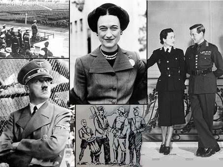 """Глава из новой книги """"Как украсть короля?"""" в Marie Claire. Уоллис Симпсон и Адольф Гитлер"""