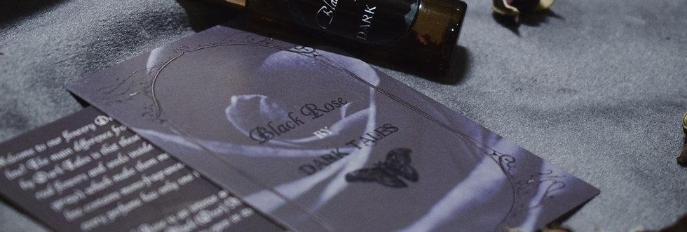 Black Rose | Oil Fragrance | Boho Line