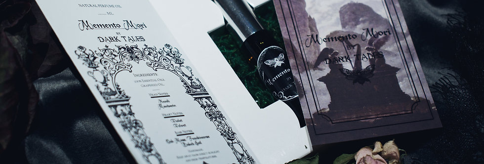 Memento Mori | Oil Fragrance
