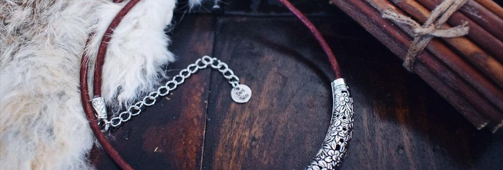 Rustic Garden Necklace