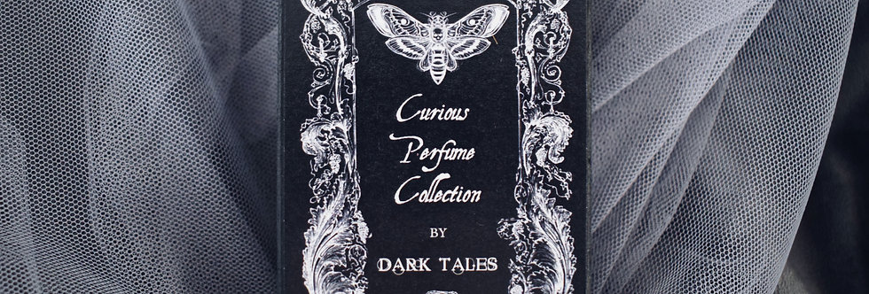 """""""Curious Perfume Collection"""" by Dark Tales"""