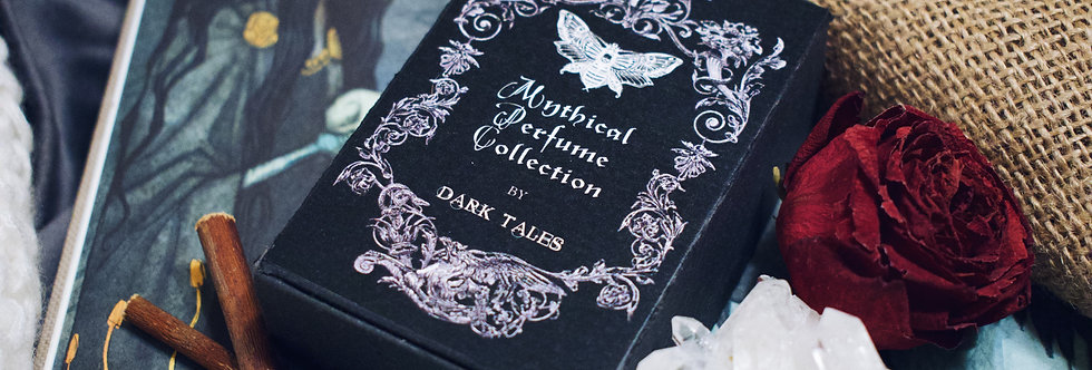 """""""Mythical Perfume Collection"""" by Dark Tales"""