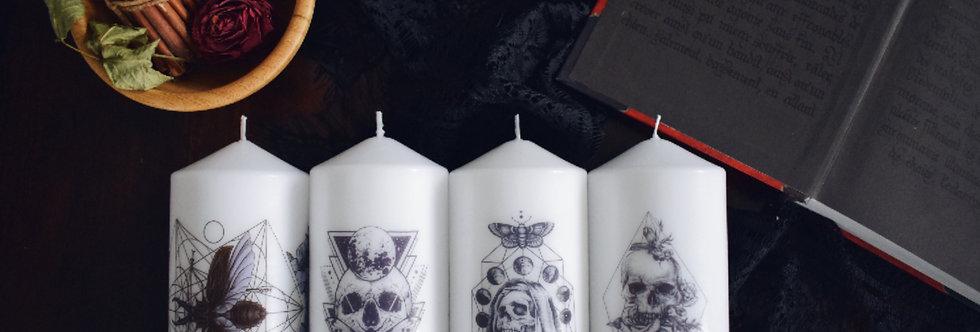 Ritual Candle