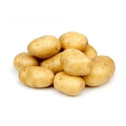 New crop potatoes