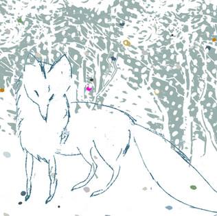 Winter Fox Helen Minns