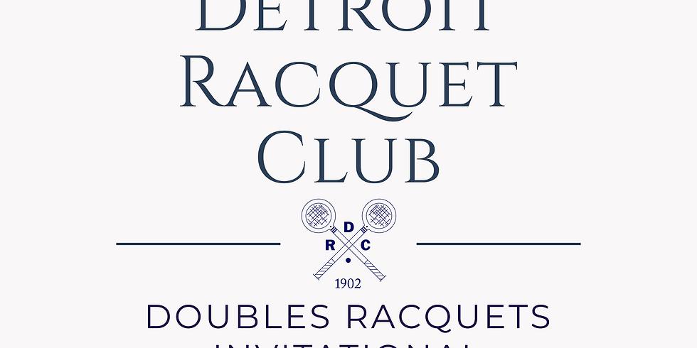 Detroit Doubles Racquets Invitational