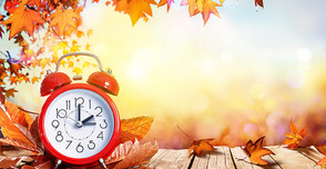 "Clarity on the time change: Quick tips for ""falling back"", sleeping, and staying healthy."