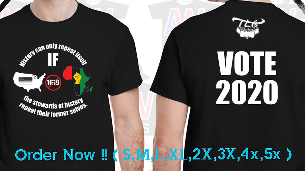 Get Out to Vote Shirt (2020)