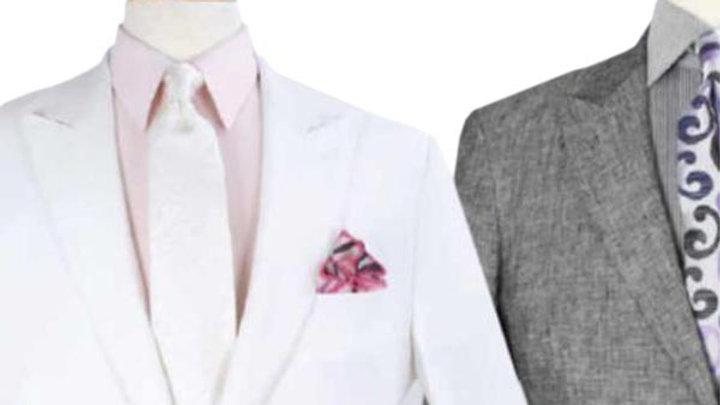 100% Linen  Suits ( All Colors )