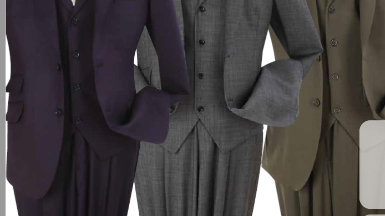 Contemporary Business Suits