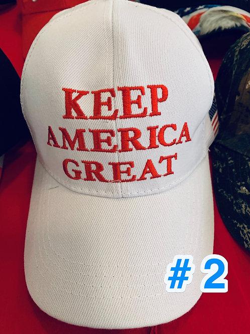 Trump Hat #2       DONATION OF