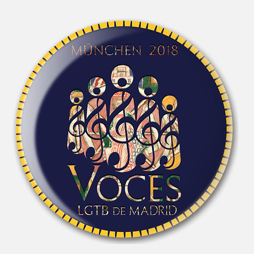 Various Voices Munich 2018