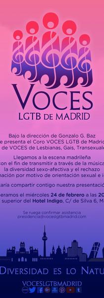 24 febrero 2016 / Hotel Indigo Madrid