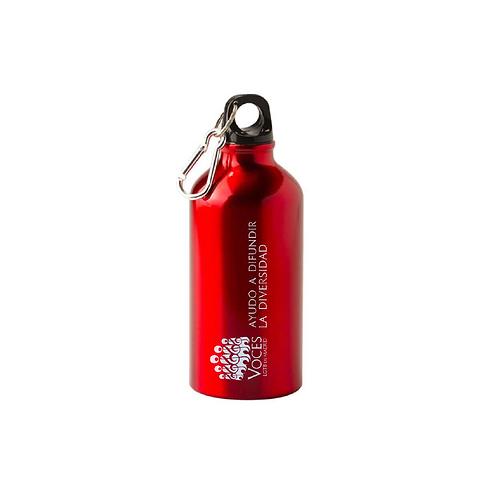 Botella de Aluminio VOCES LGTB de Madrid