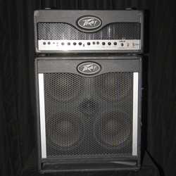 Peavey VB-2 Bass Amp + 410 Cabinet