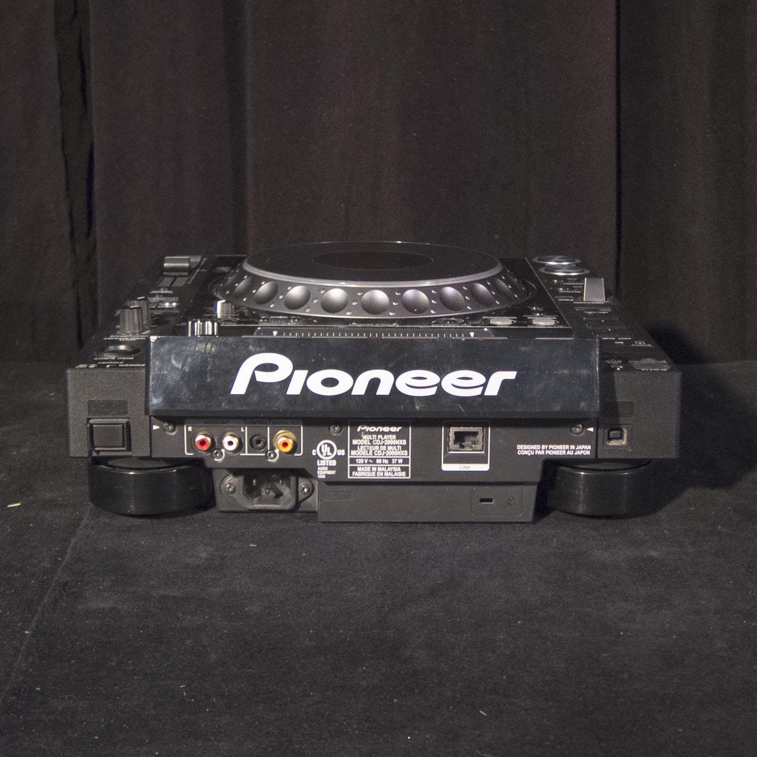 Pioneer CDJ 2000 Nexus4970