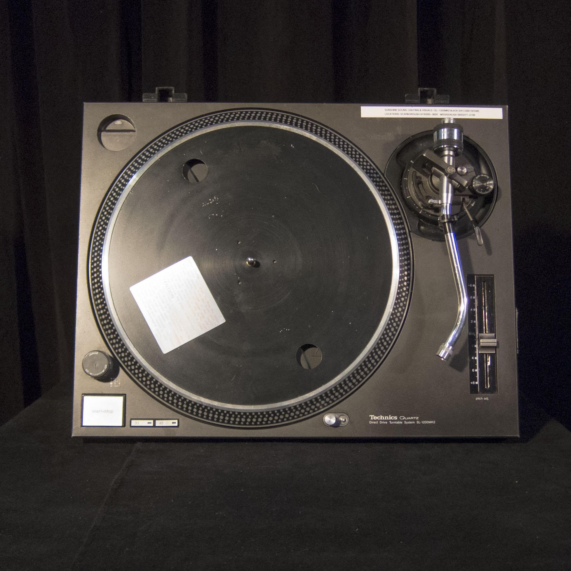 Technics 1200 MK2