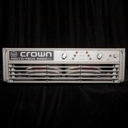Crown Macro-Tech 5000VZ Amplifier