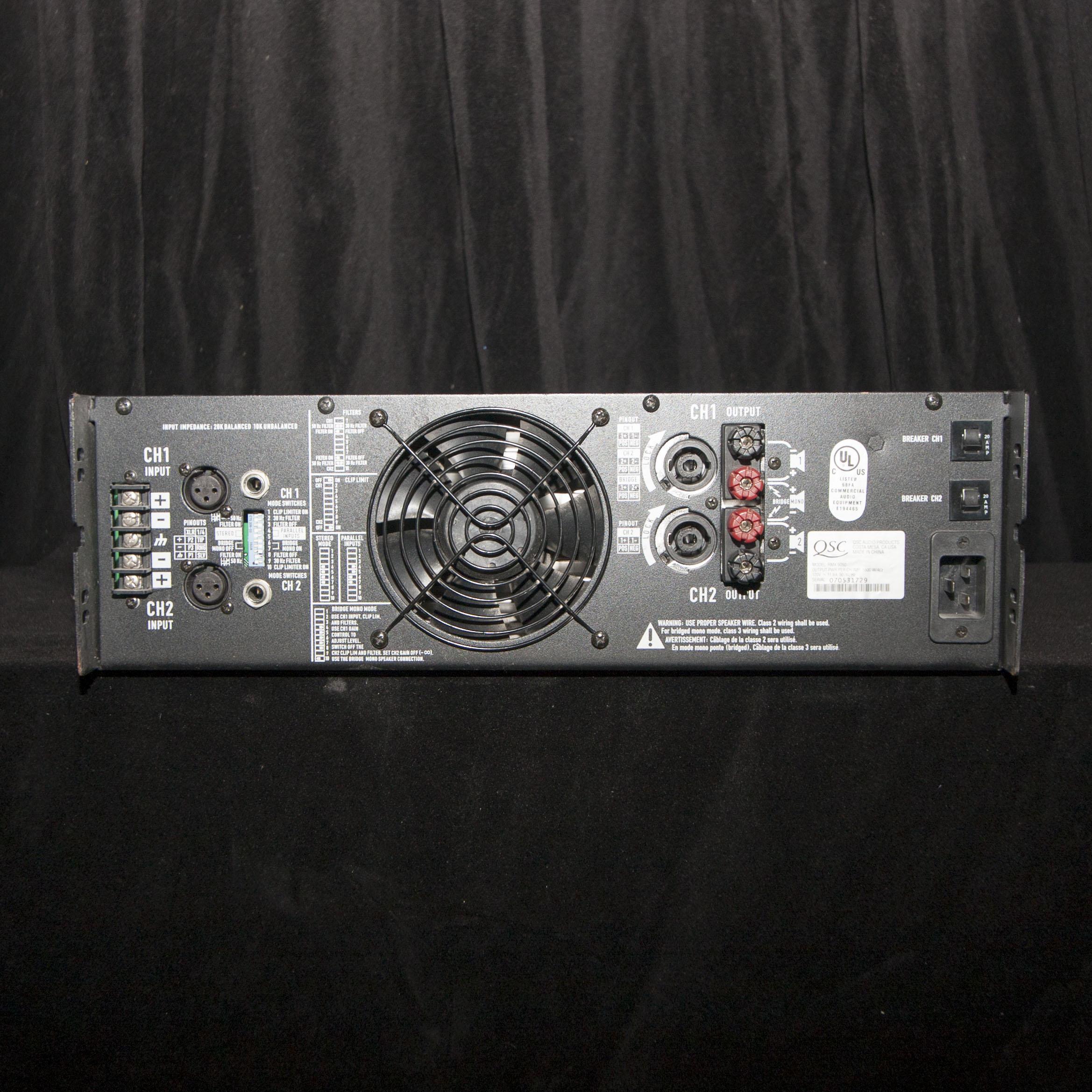QSC RMX 5050