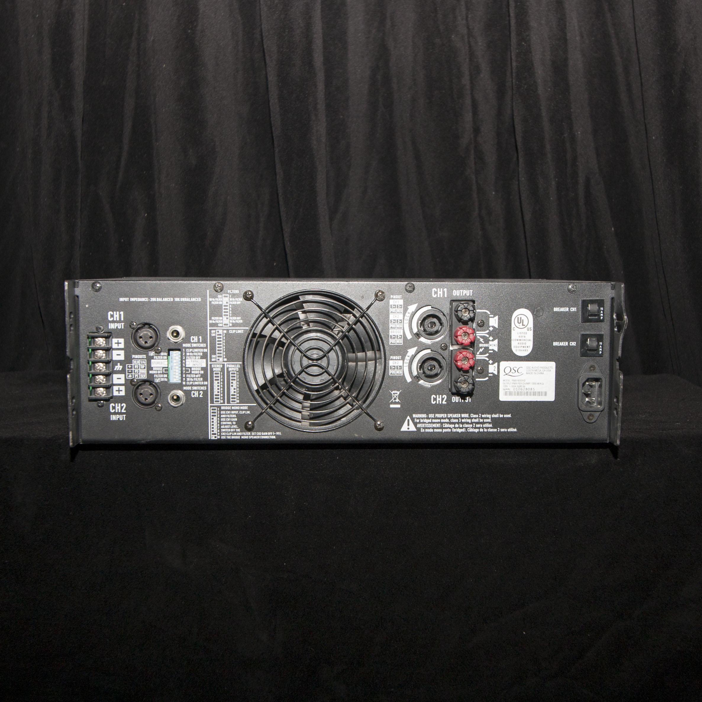 QSC RMX 4050HD