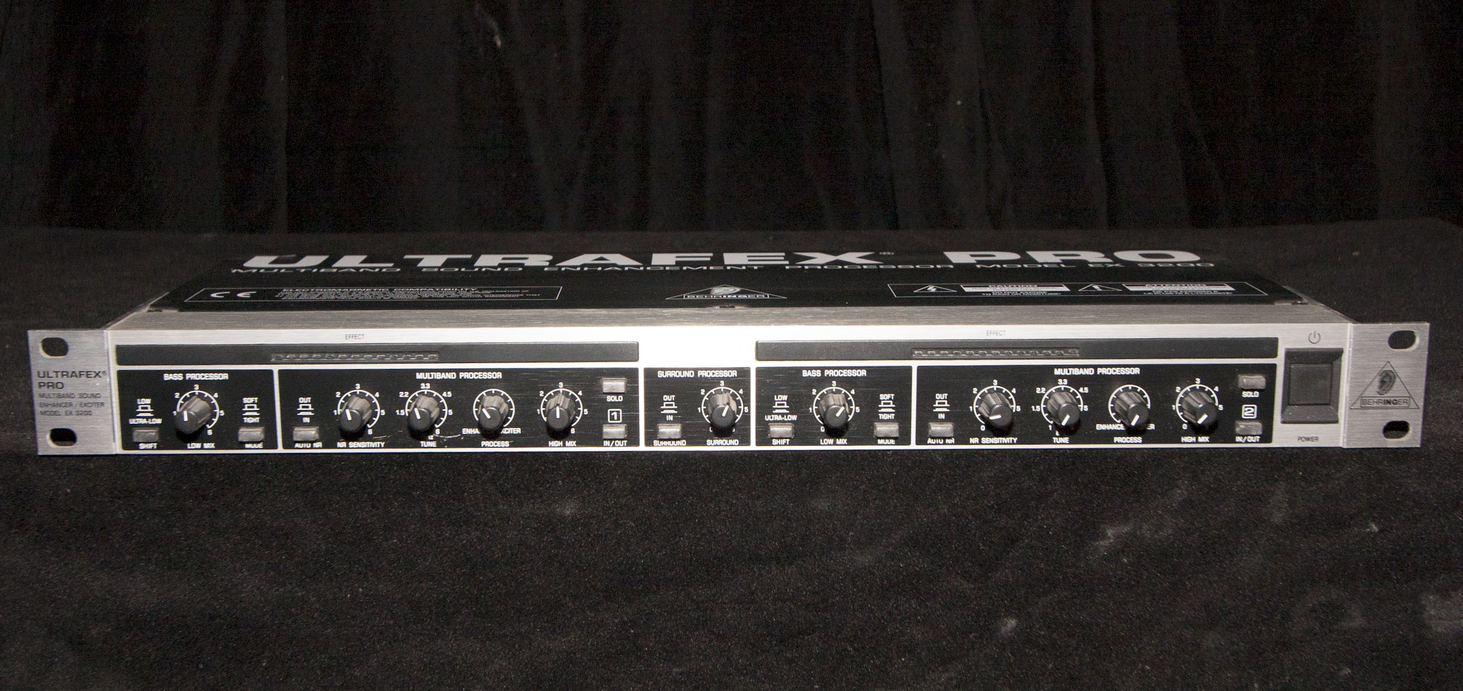 Behringer EX3200 Ultrafex Pro