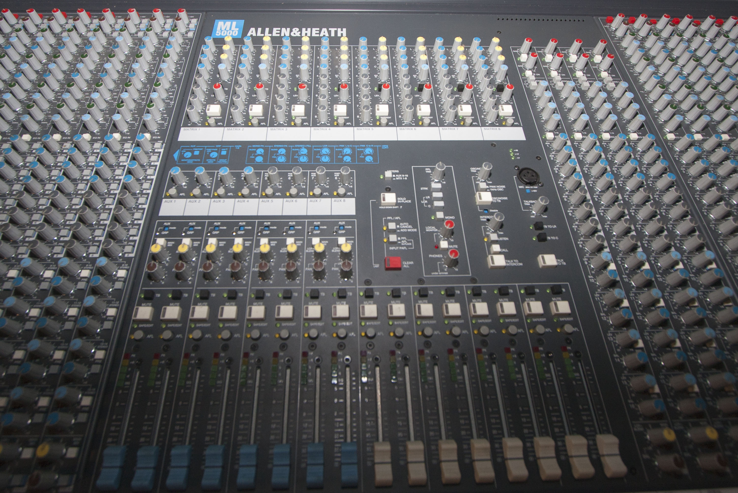 Allen&Heath ML5000