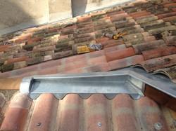 racordement complexe de toitures