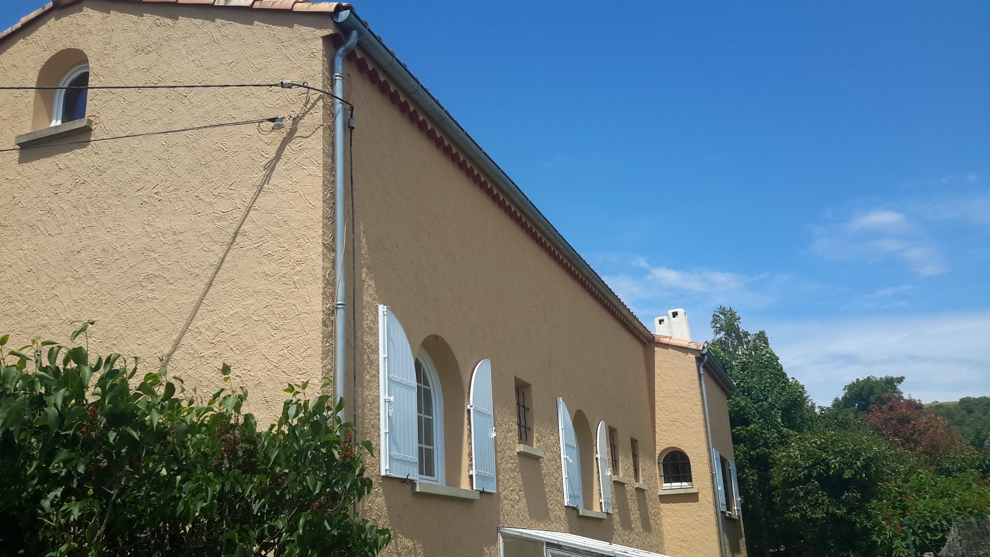 façade refaite