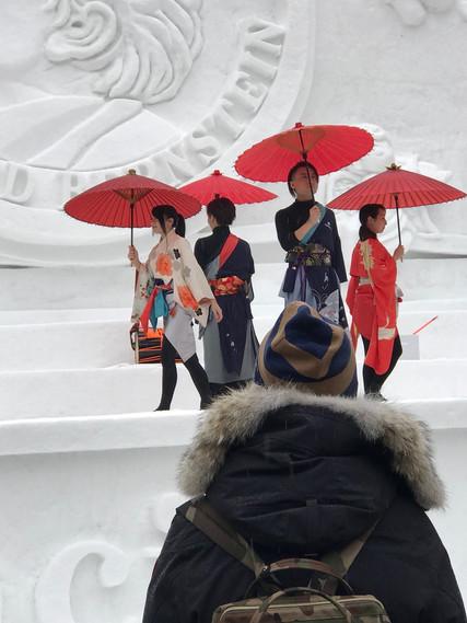 Sapporo yukimatsuri2018