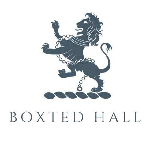 boxted hall logo