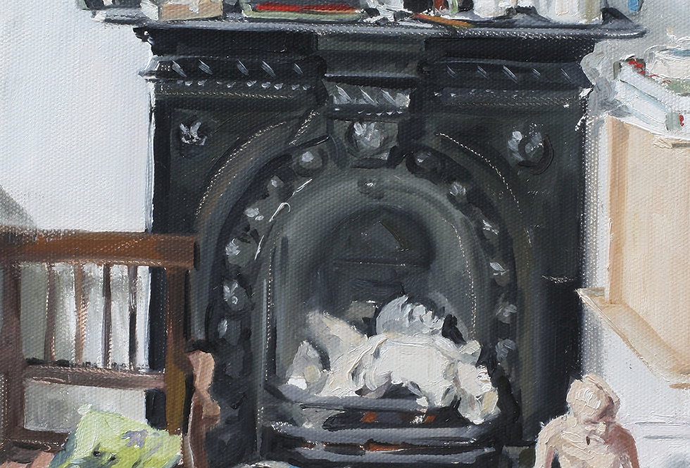 Studio Fireplace