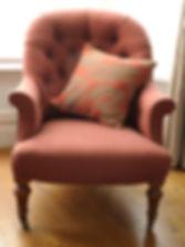 Bespoke Armchair Upholstery