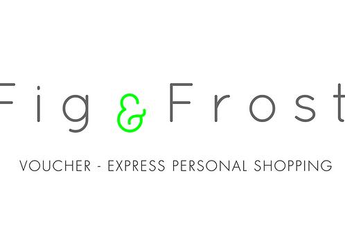 VOUCHER - EXPRESS PERSONAL SHOPPING