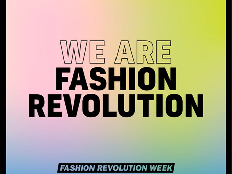 INTERVIEW WITH SIENNA SOMERS OF FASHION REVOLUTION