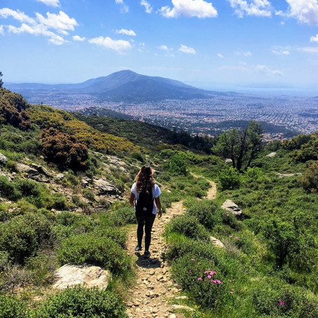 Yoga & Hiking: How to get more out of your time on the trails!