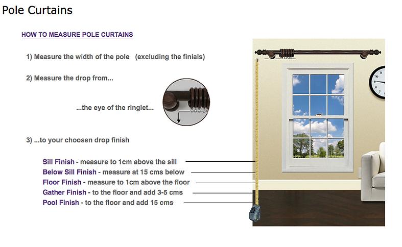 Pole Curtain Designer Wiltshire