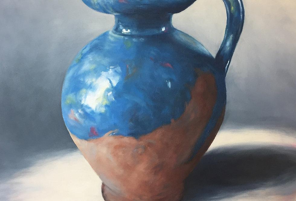 Turquoise jug