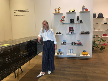 In Conversation with... Rebecca Morter, Founder & CEO of Lone Design Club