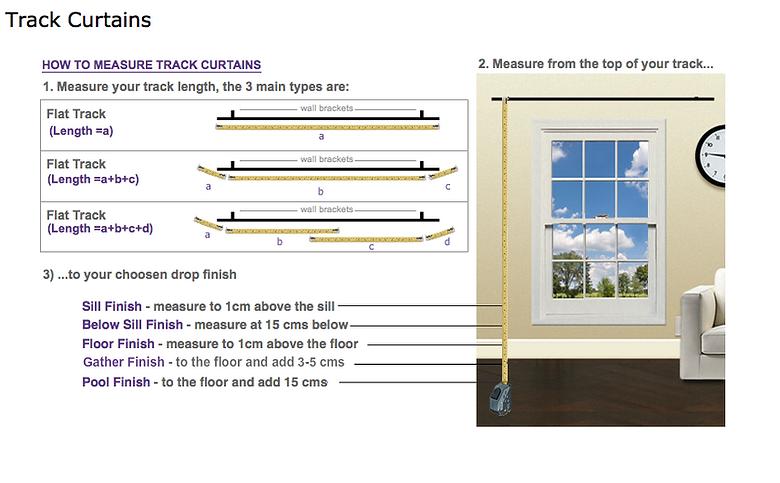 Track Curtain Designer Berkshire