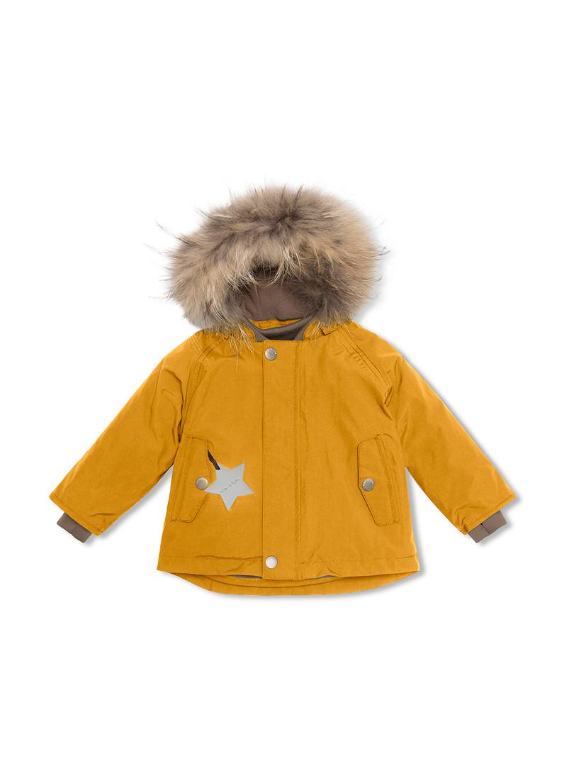 1203092700 Wally Fur Jacket, M- Buckthor