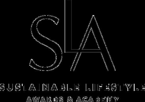 Sustainable Lifestyle Awards & Academy logo SLA