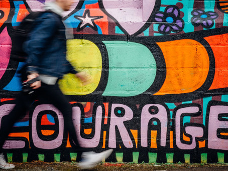 Courageous Leadership in A Time of Fear: Part 1